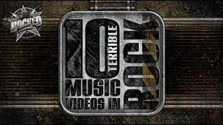 10 Terrible Music Videos In Rock   Rocked