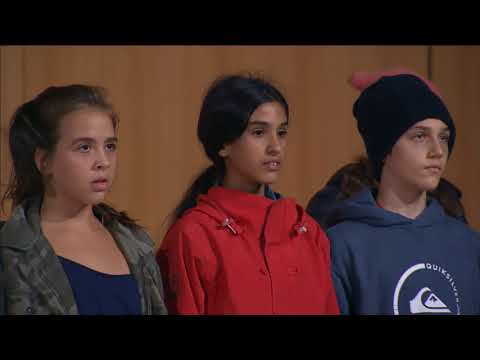 Alert! / Alertez ! - Performed by the students of The Boerum Hill School for International Studies