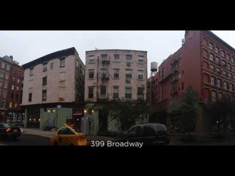 The Transformation of 399 Broadway