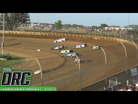 Lawrenceburg Speedway | 8/26/17 | Lucas Oil Late Model Dirt Series | Heats/B-Mains