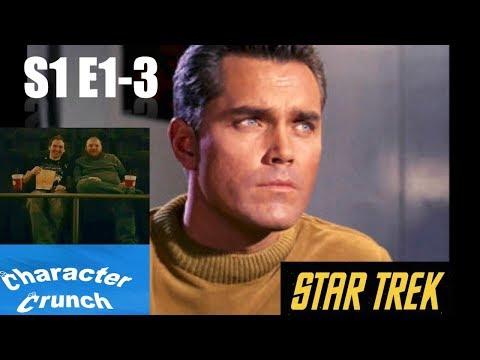Star Trek TOS S1 E1-3 Character Crunch 168