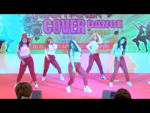 160220 I'm Me cover 4Minute - Intro + Hate + Crazy @Mega Plaza Cover Dance (Audition)