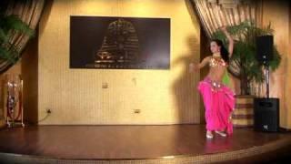 Оригинальный восточный танец