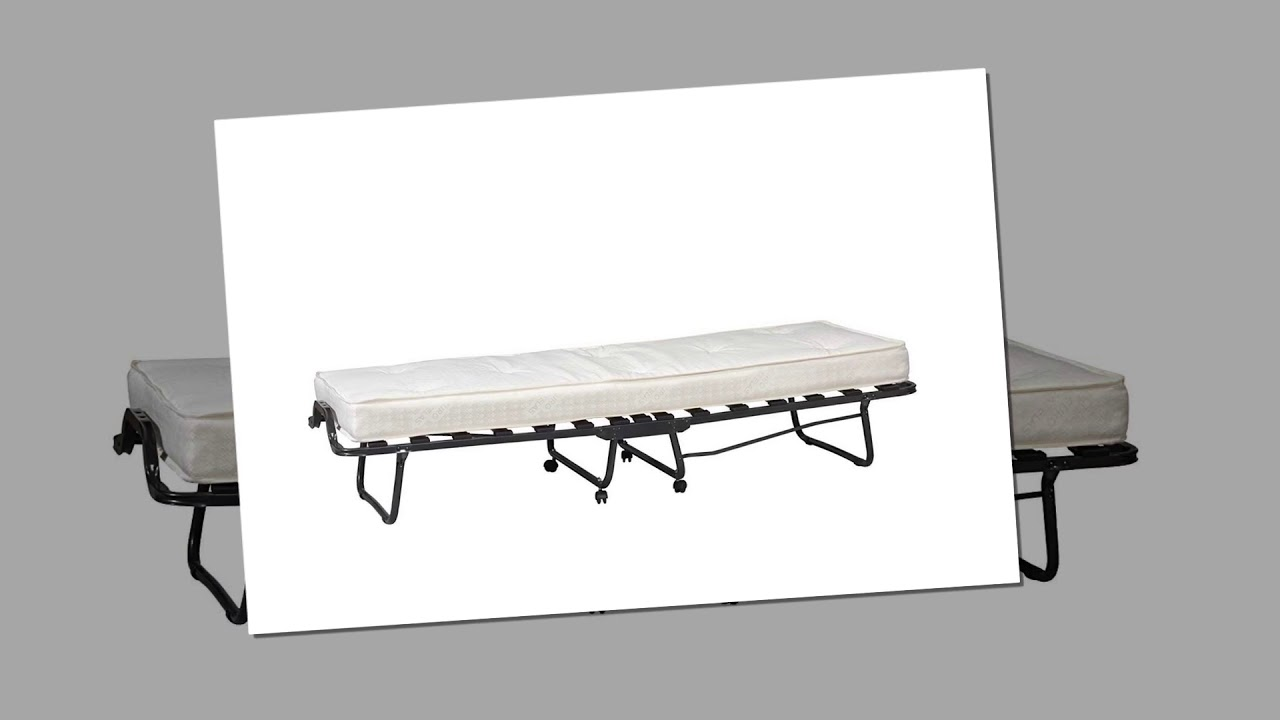 Linon Home Decor Luxor Folding Bed With