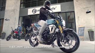New Honda CB150R Exmotion ¦ Promo Video