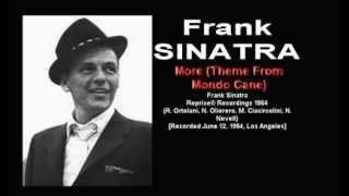 Riz ORTOLANI - Frank SINATRA - More (Theme From Mondo Cane) Reprise