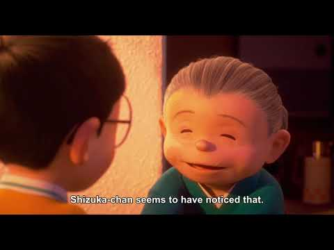 STAND BY ME Doraemon 2 Trailer 2 (English Subtitles)