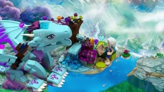 The Water Dragon Adventure - LEGO Elves - 41172
