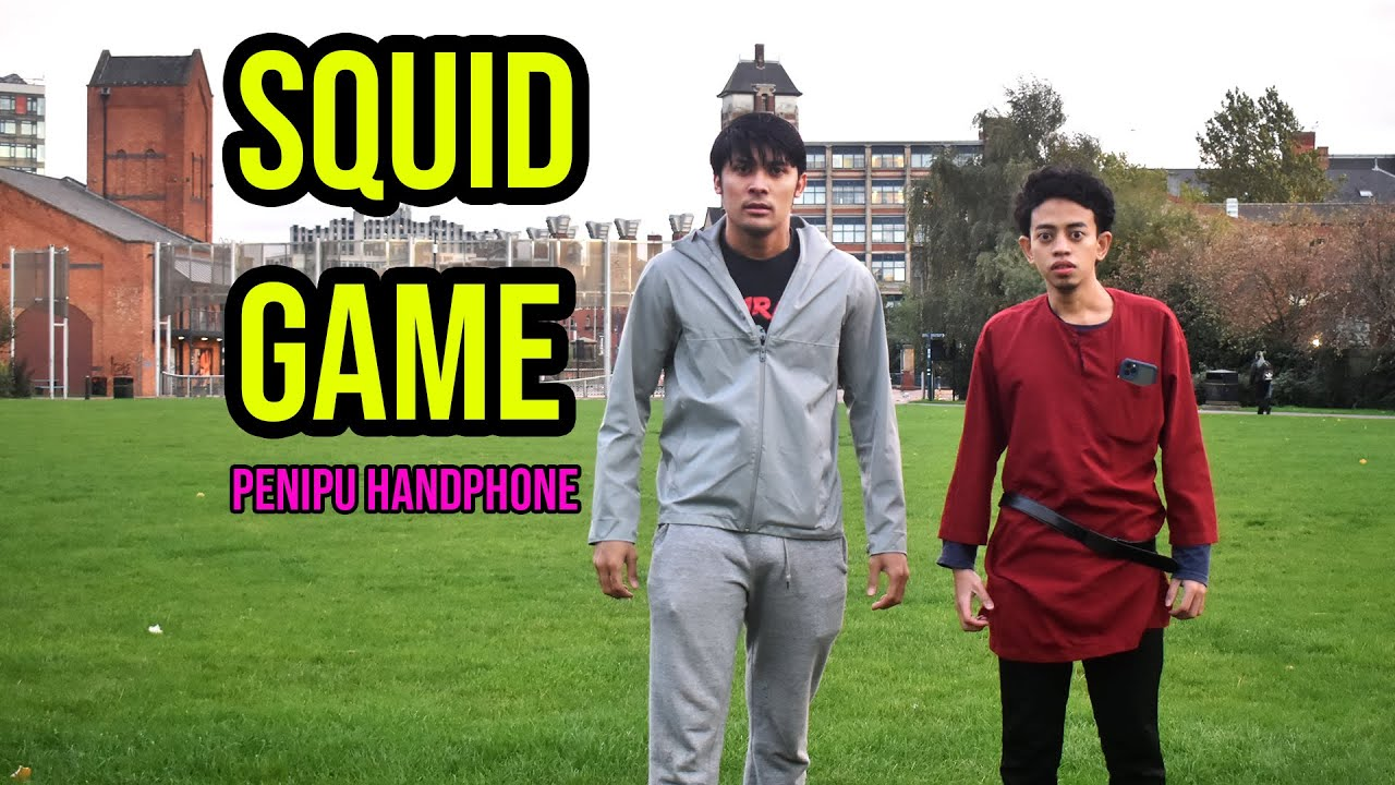 Download SQUID GAME PARODY - PERAMPOK IPHONE