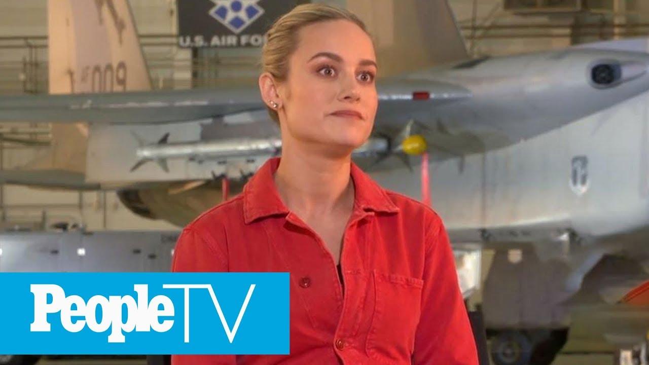 'Captain Marvel' Star Brie Larson Reveals Her Dream Role | PeopleTV