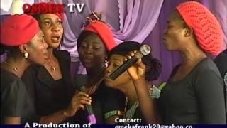 Glorious Voice Enugu storm Locust Army church