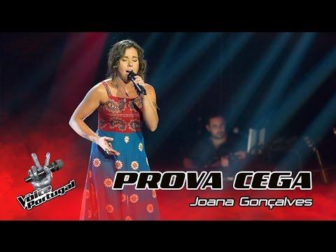 "Joana Gonçalves - ""Unchained Melody"" | Prova Cega | The Voice Portugal"
