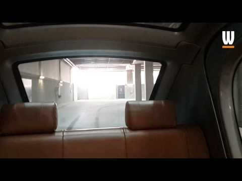 Driverless cars at Masdar City, Abu Dhabi