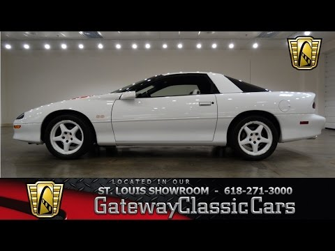 1997 Chevrolet Camaro SS 30th Annivesary - Gateway Classic Cars St. Louis - #6666