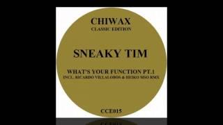 Ricardo Villalobos, Heiko MSO, Sneaky Tim -  Mental Kombat (Sneaky Chic Soup Remix) [CCE015]