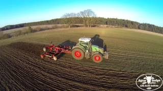 Agrar Stolpe / Part 1/ Gülle und Bodenbearbeitung/ Fendt 930 Vario + Horsch Joker und John Deere 6M