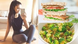 What I Eat In A Day // Healthy, Vegan & Easy ?? (#10)