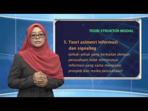 EKMA4213 Manajemen Keuangan - Struktur Modal