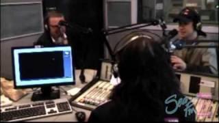 Sea FM's Matt & Woody draft Premier David Bartlett