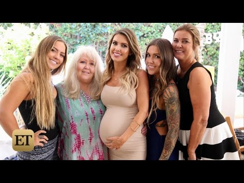EXCLUSIVE: See Pics From Inside 'The Hills' Star Audrina Patridge's Tropical Baby Shower!