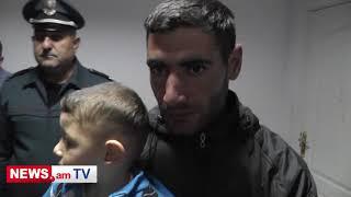 Երեխաս լավ է  պատմում է պատանդառված երեխայի հայրը
