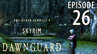 Skyrim: Dawnguard Walkthrough in 1080p, Part 26: The Two Towers of Castle Volkihar (in 1080p HD)