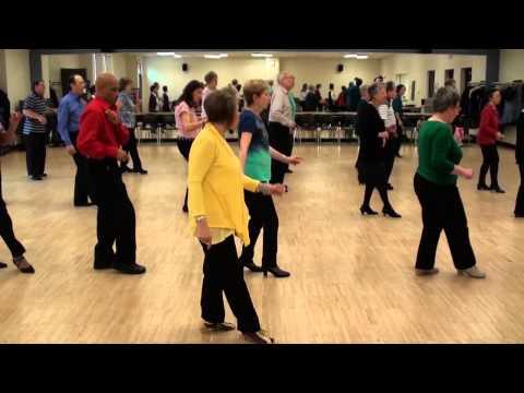 CuCu Line Dance (Senior LD - Clarkson, Mississauga. Canada)