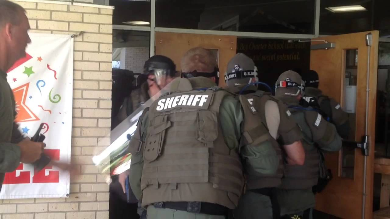 Franklin County Sheriff's Office 'Active Shooter' Training Exercise
