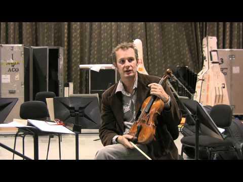 Richard Tognetti & ACO record Mozart Violin Concertos