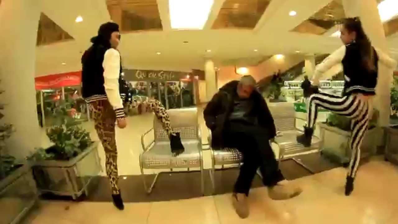 Отличные секс танец