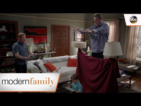 Mitch And Cam Make A Fake Video - Modern Family