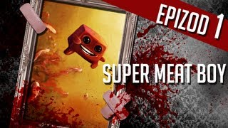 Super Meat Boy - Chapter 1 - The Forest (Light World)
