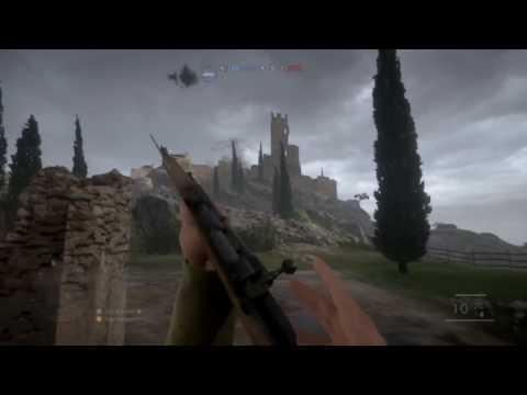Battlefield 1: Iron Walls Operation- Adriatic Coast!!!
