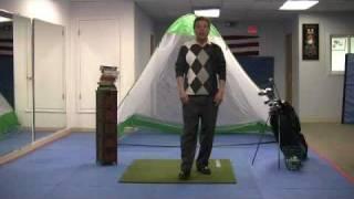 Golf Swing Lessons - Tips Set Up Position Basic Lesson: Master Teacher On Youtube Sifu Richard Silva