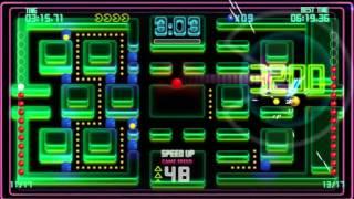 Pac Man Championship Edition DX  Manhattan Gameplay