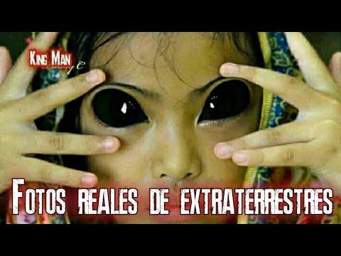 Fotos auténticas de extraterrestres sacadas de la Web Profunda y filtradas por todo internet