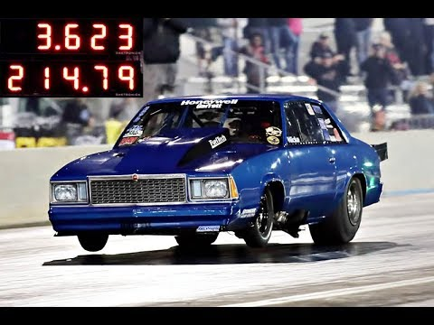 DUCK X SWEET 16 - A HISTORIC DRAG RADIAL FIELD SET