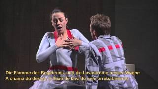 Jour de Gloire Szenen aus dem Akt 2 und 3