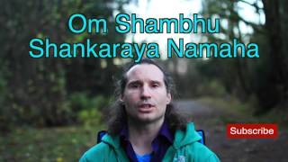 The Shiva Mantra for Happiness
