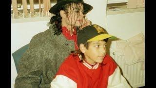Michael Jackson slept with Brett Barnes 450+ times!