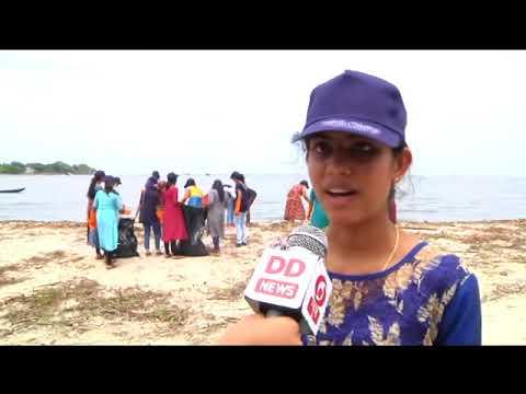 Ground report-Kerala - Vypin Cleaning- Ernakulam