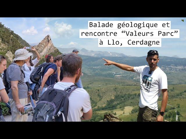⚒️ Balade géologique en Cerdagne #ValeursParc