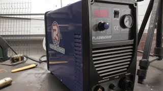 R Tech Plasma Cutter 50HF Review