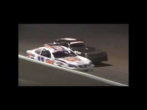 Stock Car Amain @ Hancock County Speedway 08/11/18