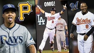 So Many Trades! Archer, Dozier & Schoop All Traded!? 2018 MLB Trade Deadline Review & News