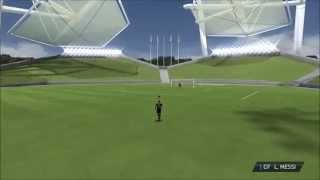 FIFA 14 Practice Arena PC