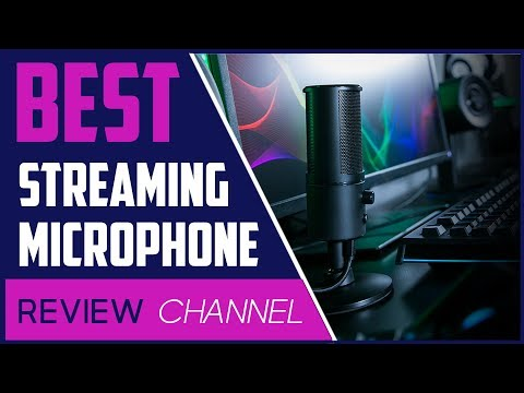 ✅Microphone: TOP 5 Best Streaming Microphone 2020 (Buying Guide)