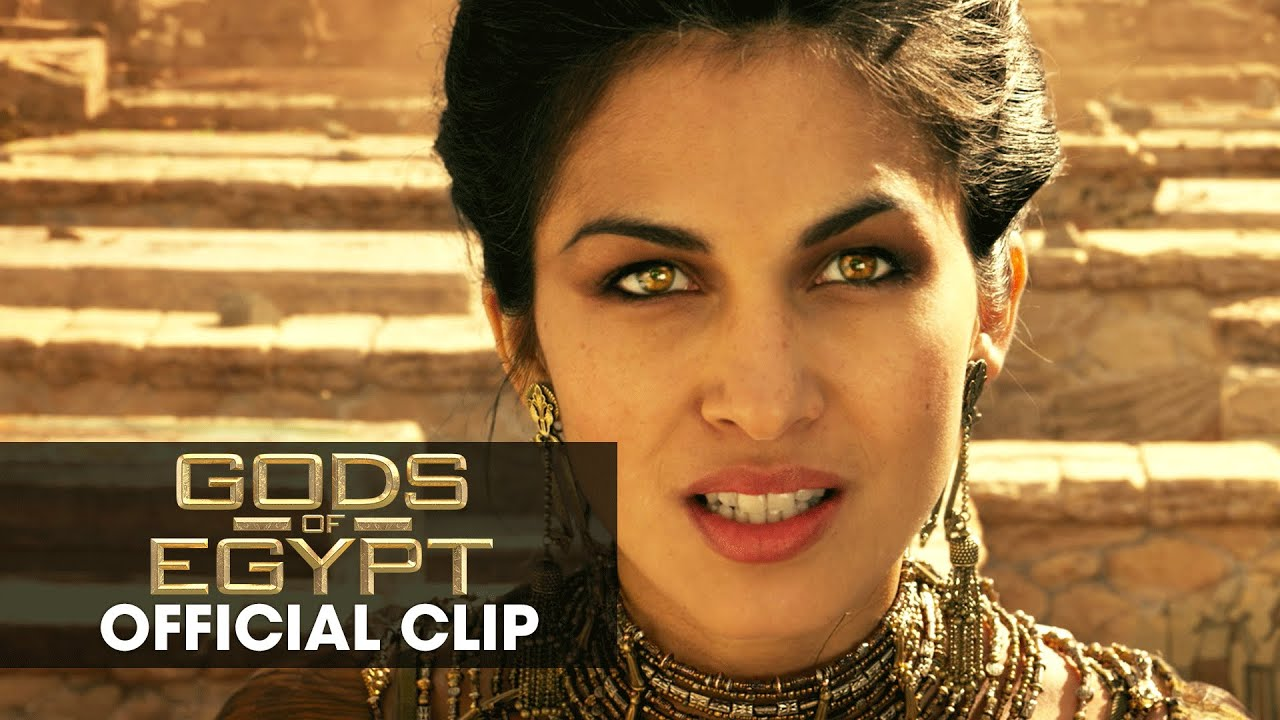 reaction paper on egypt the movie