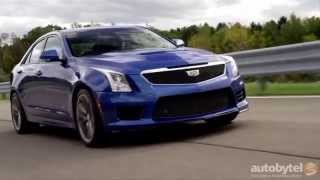 2016 Cadillac ATS-V Track Test Drive Video Review @ Circuit of the Americas