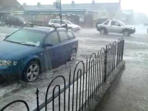 Bishop Auckland floods